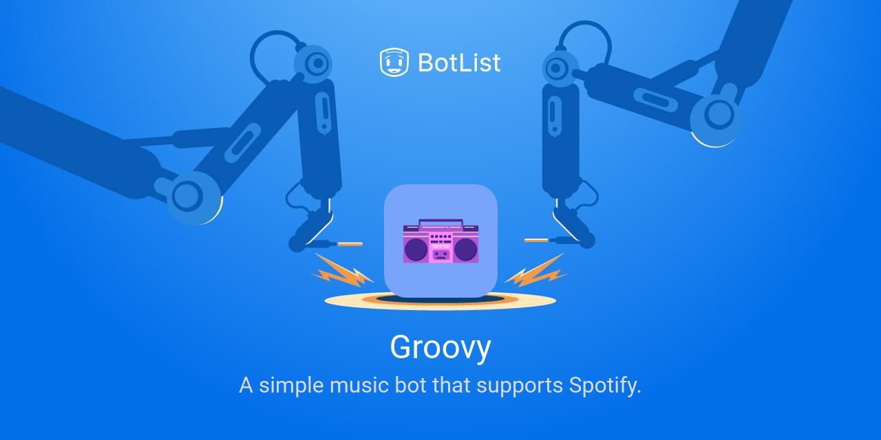 Groovy Discord Bots