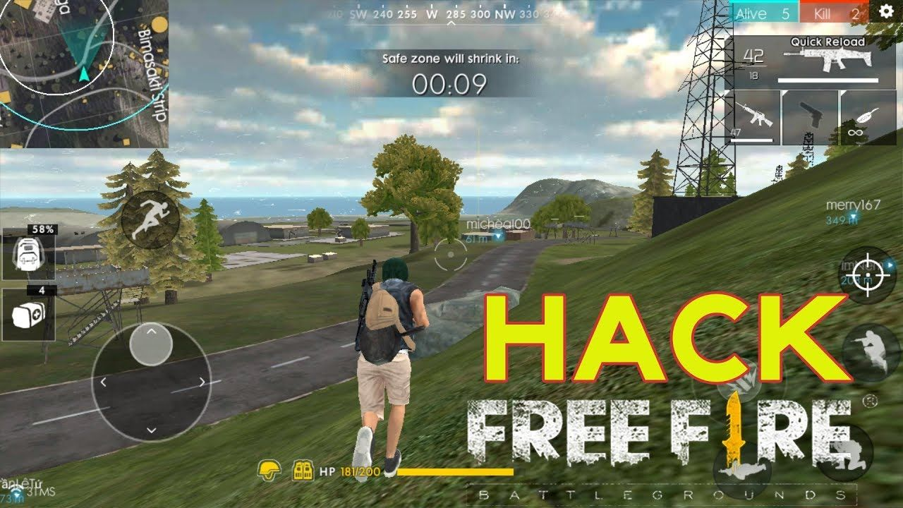 Play Free Fire Online Game With Diamond Hack Generators
