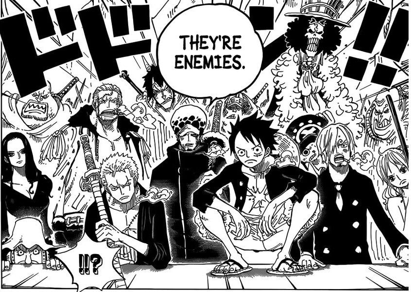 Read Manga Online One Piece