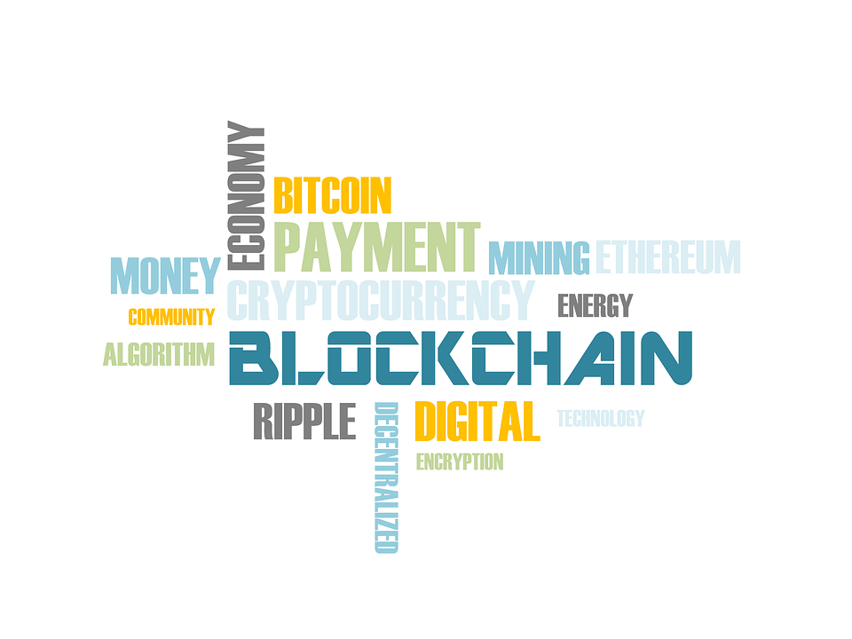 Blockchain, Cryptocurrency, Finance, Money, Digital
