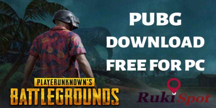 pubg pc download free