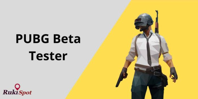 PUBG Beta Tester