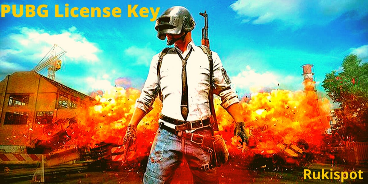 PUBG license key free 2020 - Free Game Hacks