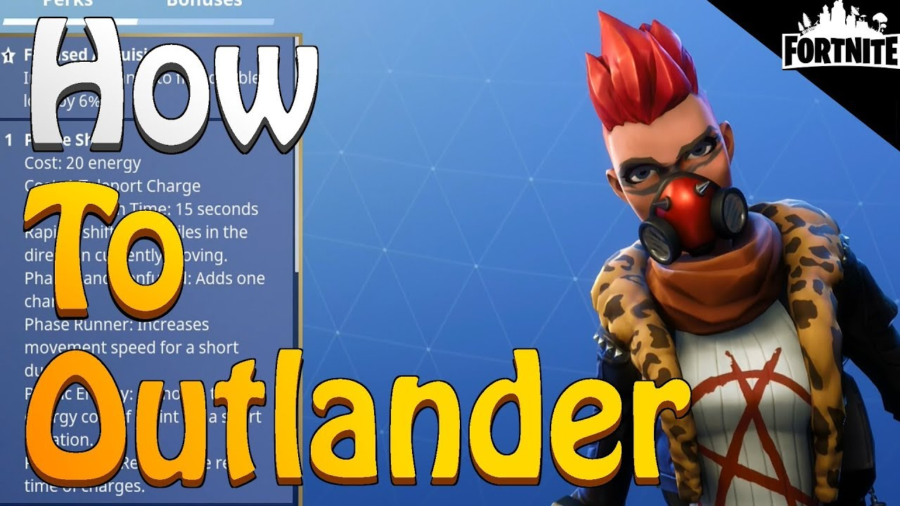 fortnite outlanders