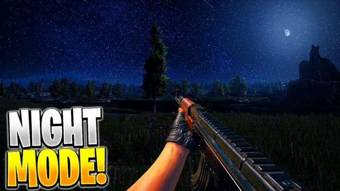 Pubg-Night-Mode-Map
