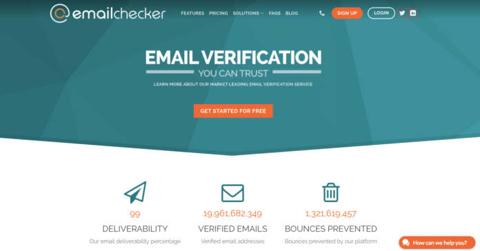 EmailChecker Email Verification Review