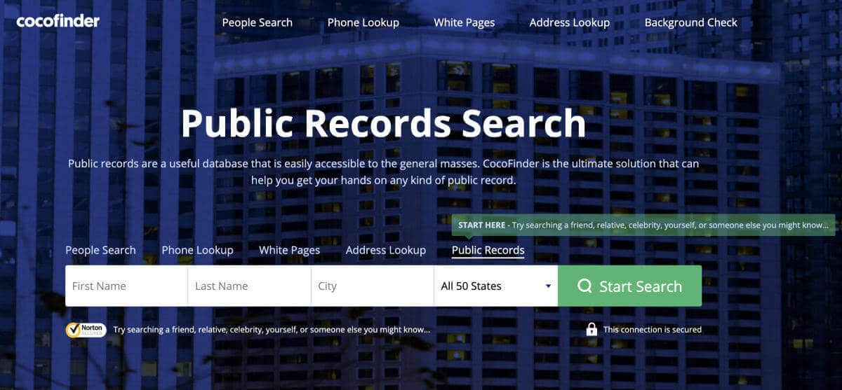How to Get Someone's Public Records in Ohio