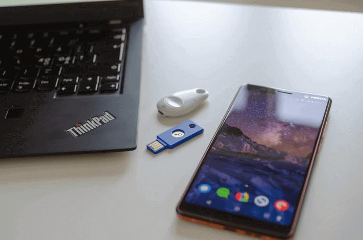 ThinkPad, security keys, and Nokia 7 Plus