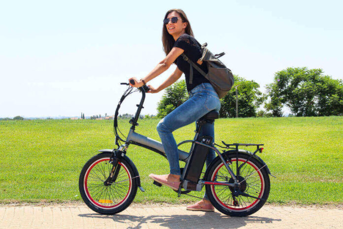 New Electric Bike Color